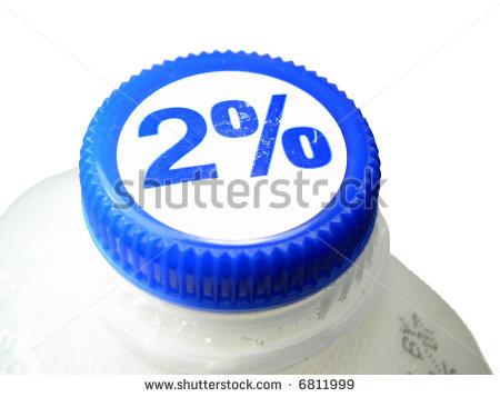 2 Percent Milk Nutrition Facts