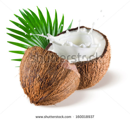 Coconut milk nutrition facts