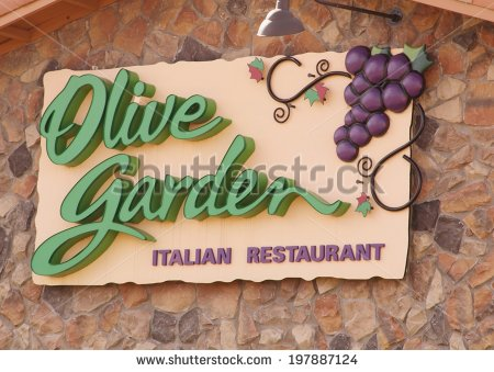 Olive Garden nutrition facts