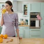 orange juice nutrition facts