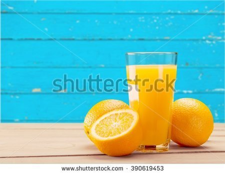 How many calories in Orange Juice