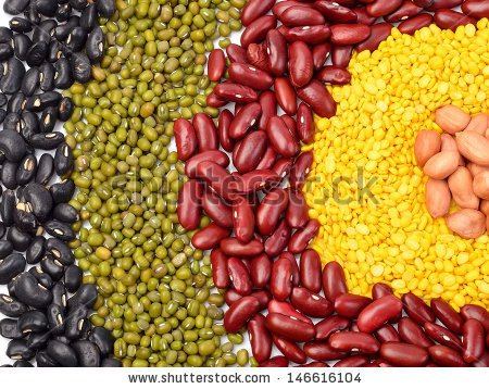 beans nutrition facts
