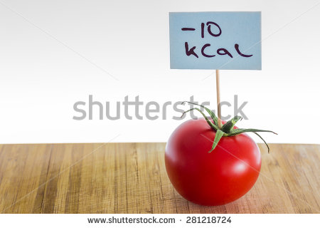 calories in a tomato