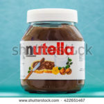 nutella nutrition facts