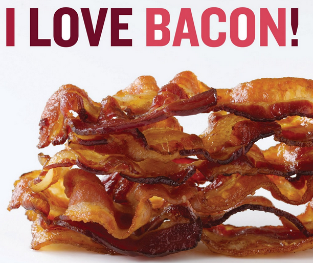 bacon nutritional