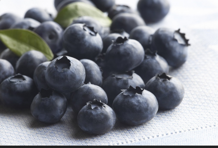 blueberry nutrition facts
