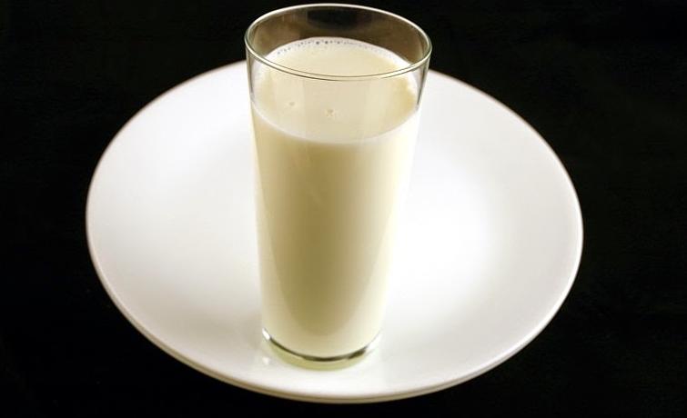 milk calories