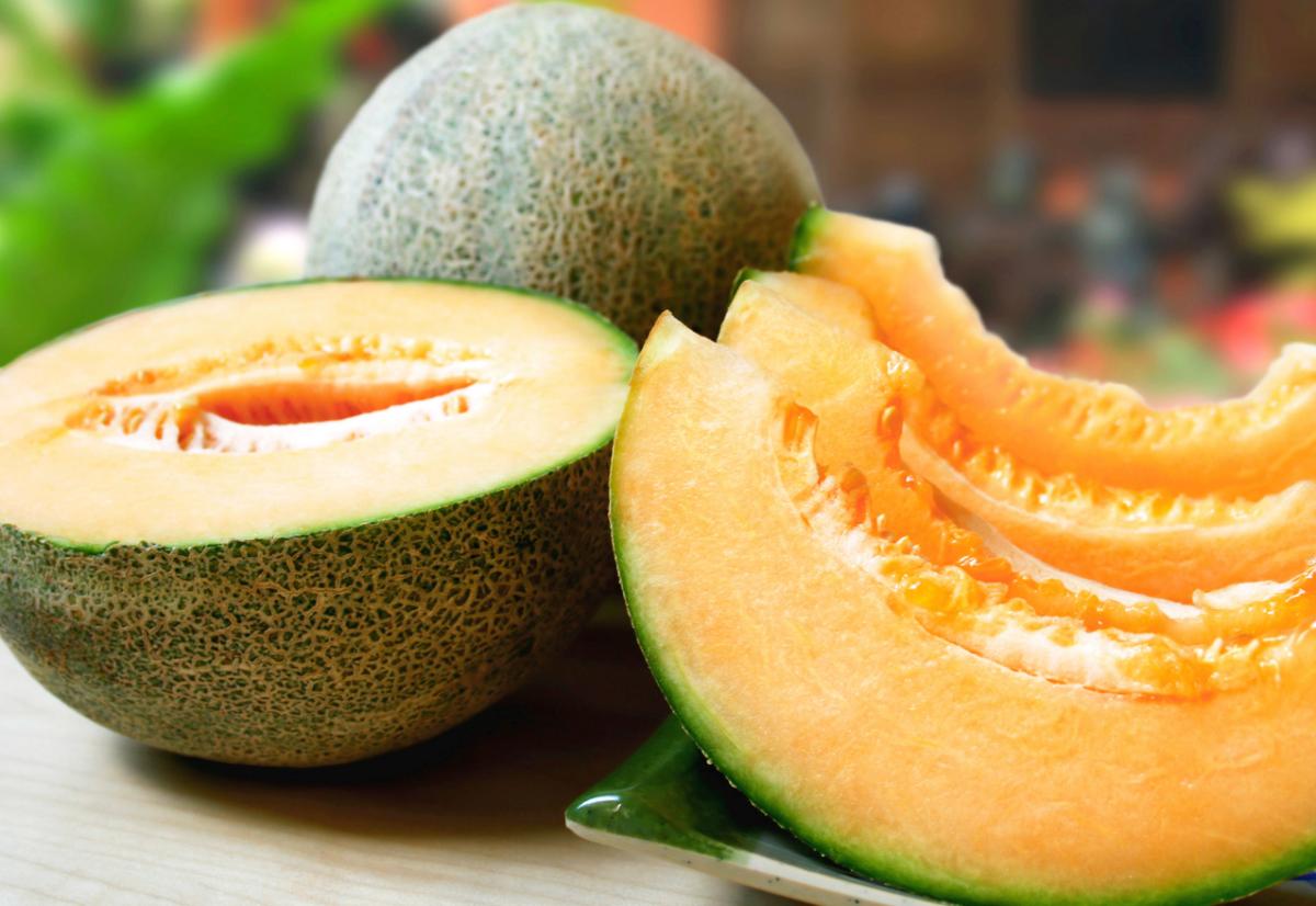 Cantaloupe Calories Per Ounces
