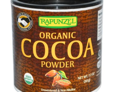cocoa powder nutrition facts