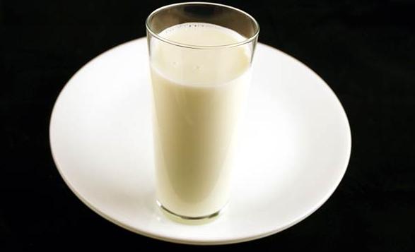 calories in milk