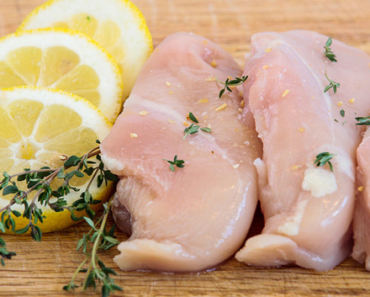 Calories in Chicken Breast