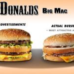 Calories in a Big Mac