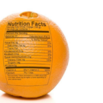 Calories in an Orange