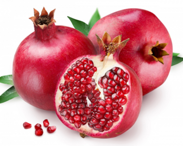Pomegranate health benefits
