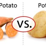 Sweet Potato Nutrition Facts Vs Potato Nutrition Facts