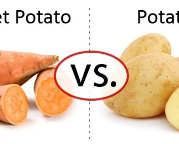 Sweet Potato Nutrition Facts Vs Potato Nutrition Facts