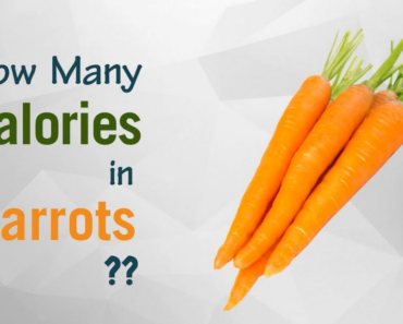 Calories In Carrots