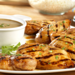Grilled chicken breast calories