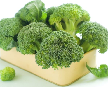 Nutrition Facts Broccoli