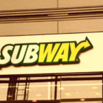 Subway nutrion facts