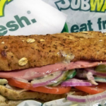 Subway nutritional value
