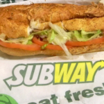 subway nutrition information