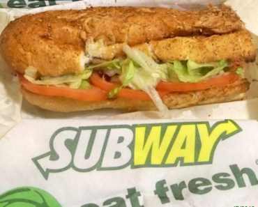 subway nutrition information