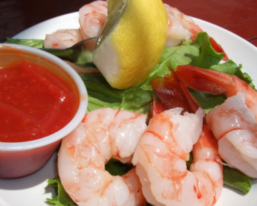 Calories In Shrimp