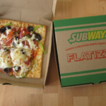 Subway Pizza Nutrition