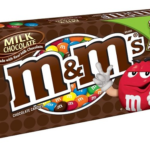 M&M Nutrition Facts
