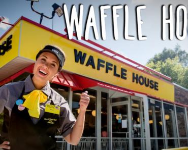 Waffle House Nutrition Menu