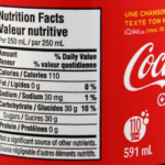 Coca Cola Nutrition Facts