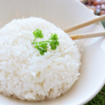 Nutrition Facts for White Rice