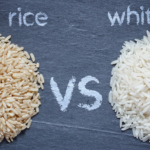 White Rice Vs Brown Rice Nutrition Facts