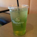 Panera Iced Green Tea Nutrition