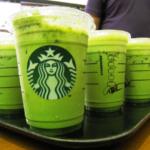 Starbucks Green Tea Nutrition