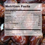dates nutrition info