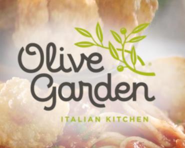 Olive Garden Menu Nutrition