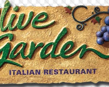 Olive Garden Restaurant Menu