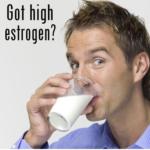 Soy Milk Estrogen