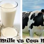 Soy Milk Vs Cow Milk