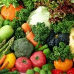 High-Calorie Vegetables