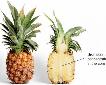 Bromelain in Pineapple