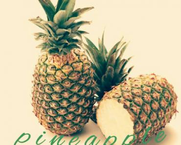 Pineapple Good For Bones