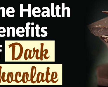 benefits of dark chocolates
