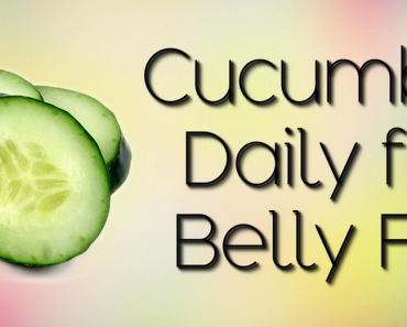 Cucumber and Weight Loss