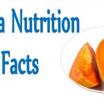 Papaya Nutrition Facts