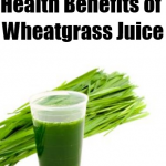 Benefit of Wheatgrass Juice
