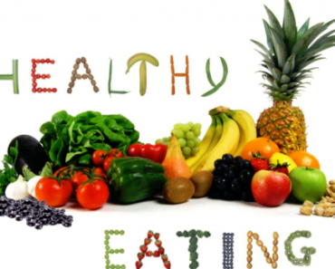 Eating Healthly