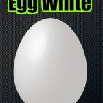 Egg Whites Nutrition Facts